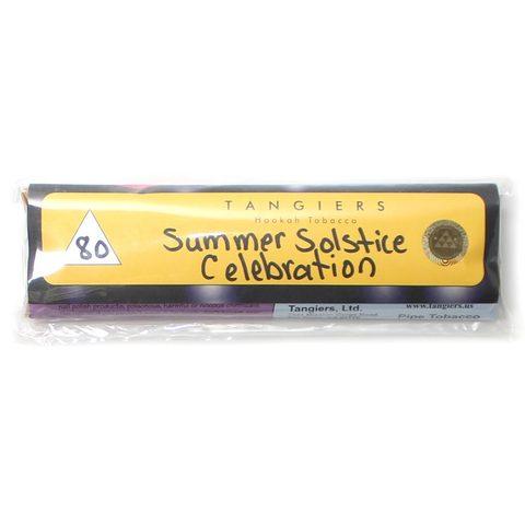 Табак для кальяна Tangiers Noir (желтый) 80 Summer Solstice Celebration
