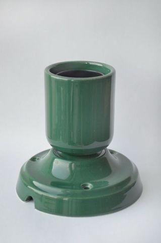 Спот керамический зелёный S1 Green