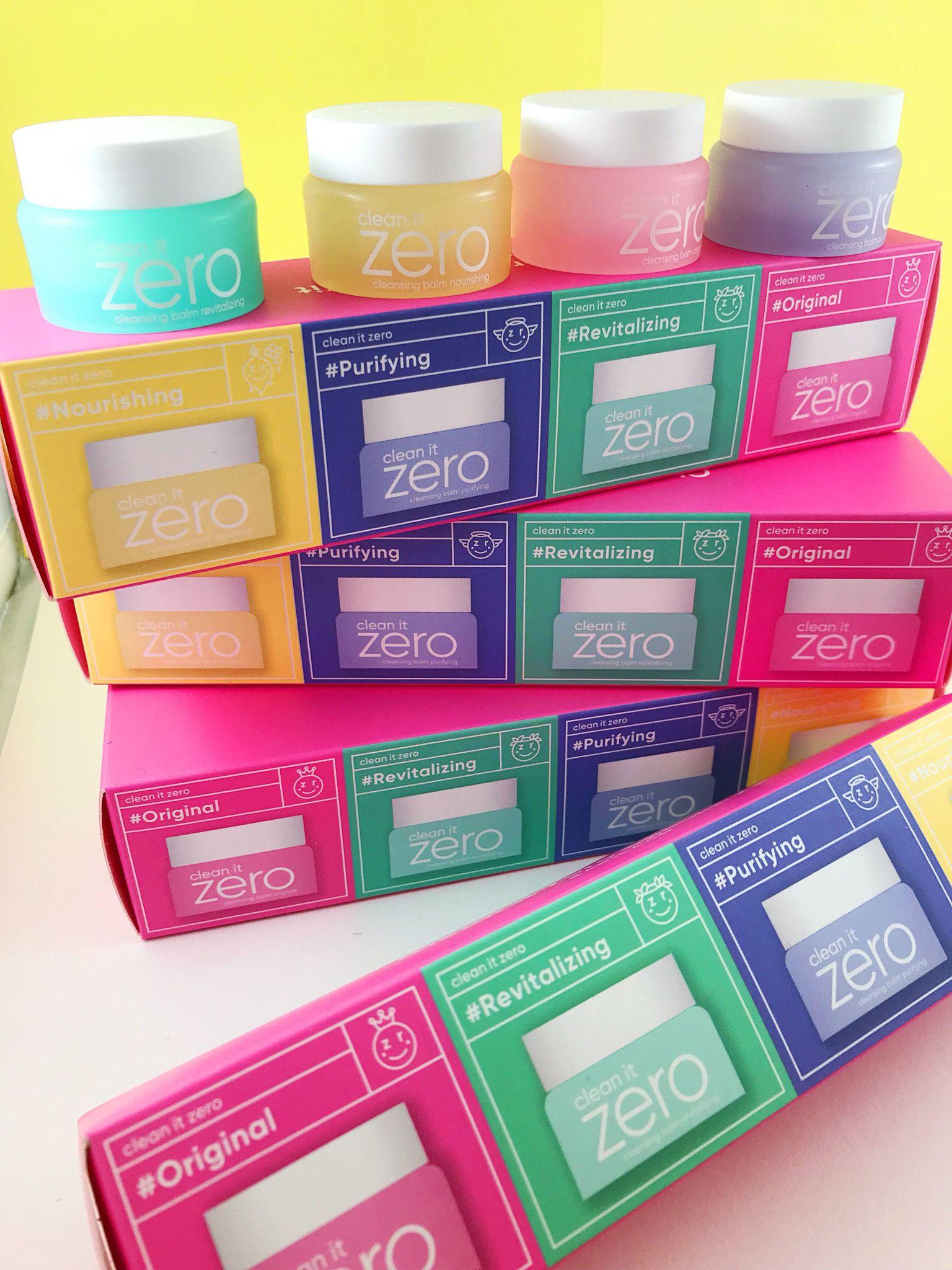 Banila Co Clean It Zero Miniature Set
