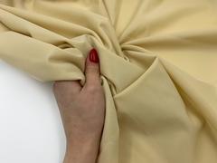 Ткань бельевая утягивающая, бежевая