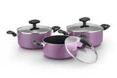 Набор посуды 6 предметов GALAXY GL9504