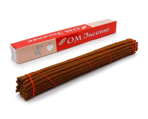 Тибетские благовония ручной работы ОМ Incense (сандал и рудракша) (Индия)