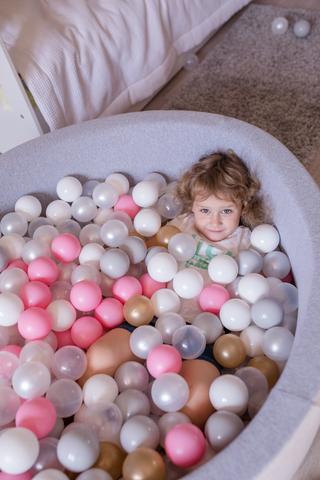 Сухой бассейн Anlipool комплект №100 300 шаров