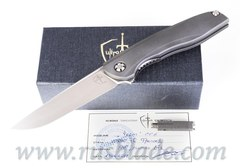 Chest N690 knife by CultroTech Knives