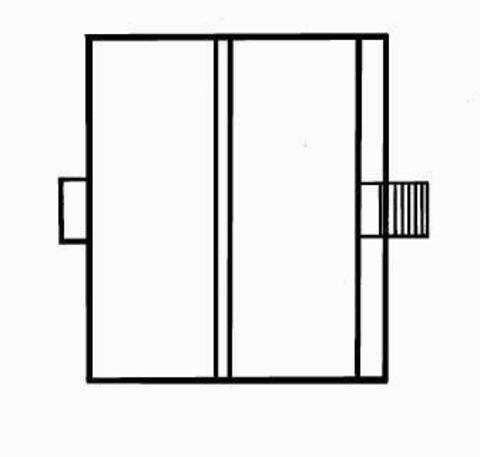 Многоквартирный панельный дом Н0