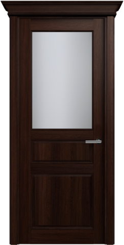 CLASSIC 532 Орех стекло Сатинато Белое