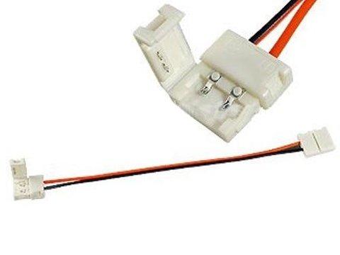 Коннектор для светодиодных лент 8 мм двусторонний