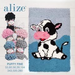 Alize Puffy Fine корова_2