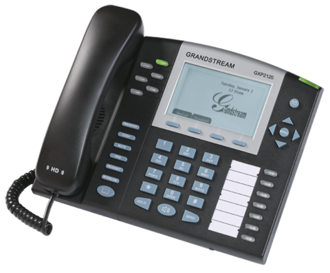 Grandstream GXP2120 - IP телефон