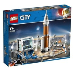 Lego konstruktor City Deep Space Rocket and Launch Control