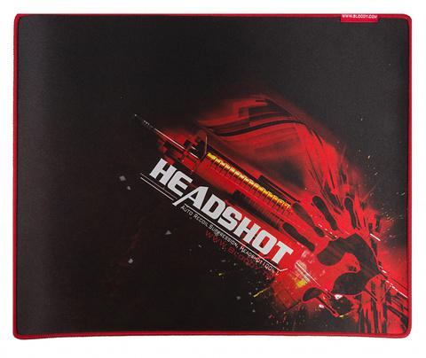 Коврик для мыши A4Tech Bloody B-070 черный/рисунок 430x350x4мм