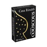 Кус Кус Casa Rinaldi из твердых сортов пшеницы 500г