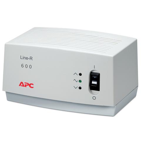 Стабилизатор напряжения APC Line-R600VA Auto