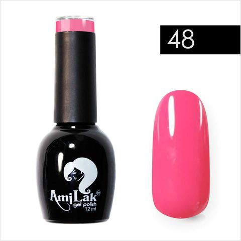 AmiLak Color Gel Polish №048