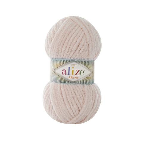 Пряжа Alize Softy Plus цвет 382