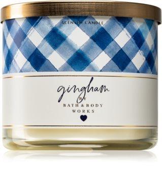 Свеча  Bath&BodyWorks Gingham 411 г.