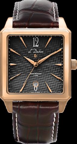 Купить Мужские швейцарские наручные часы L'Duchen D 451.41.21 по доступной цене