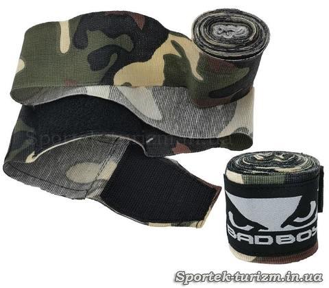 Еластичні бинти для боксу BadBoy 3,5м