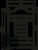 Полотенцесушитель водяной высокий Migliore Edward ML.EDW-HY.610 93см.