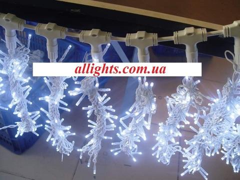 LED гирлянда штора занавес 3 на 3 м