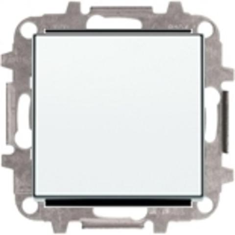 Переключатель промежуточный одноклавишный. Цвет Белый. ABB Sky. 8110+2CLA850100A1101