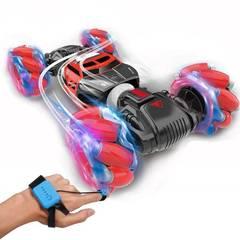 Машинка-перевертыш управляемая жестами SkidDing Stunt Car