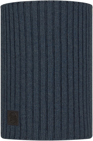 Модный шарф-труба Buff Neckwarmer Knitted Comfort Norval Denim фото 2