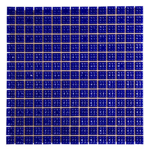 Мозаика стеклянная Aquaviva кобальт С63N(5) / 7117