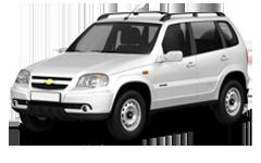 Chevrolet Niva 2014->