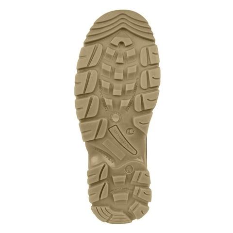 Ботинки кожаные с высокими берцами DAVE MARSHALL COBRA D-8