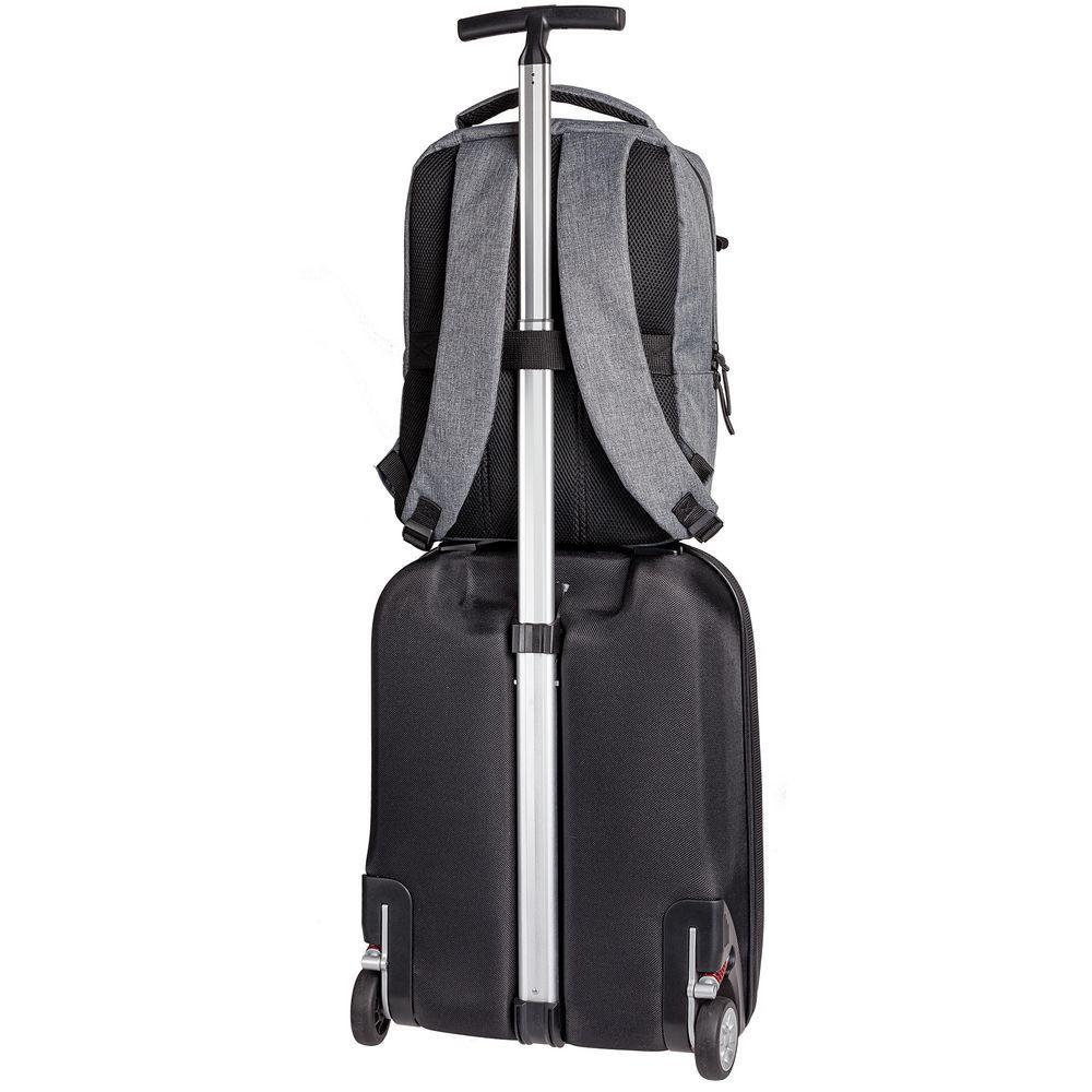 Burst Onefold Backpack, grey
