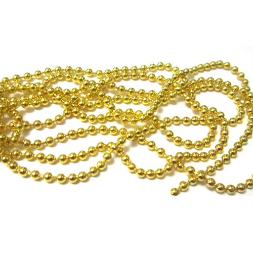 цепочка декоративная золото