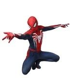 "Костюм Человека-паука из игры ""Marvel's Spider-Man"""