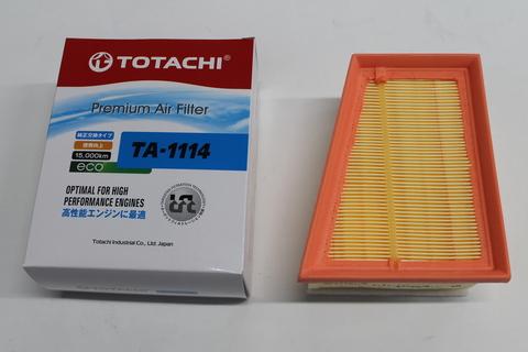 Фильтр воздушный Totachi TA-1114 (Largus 1.6 16V)