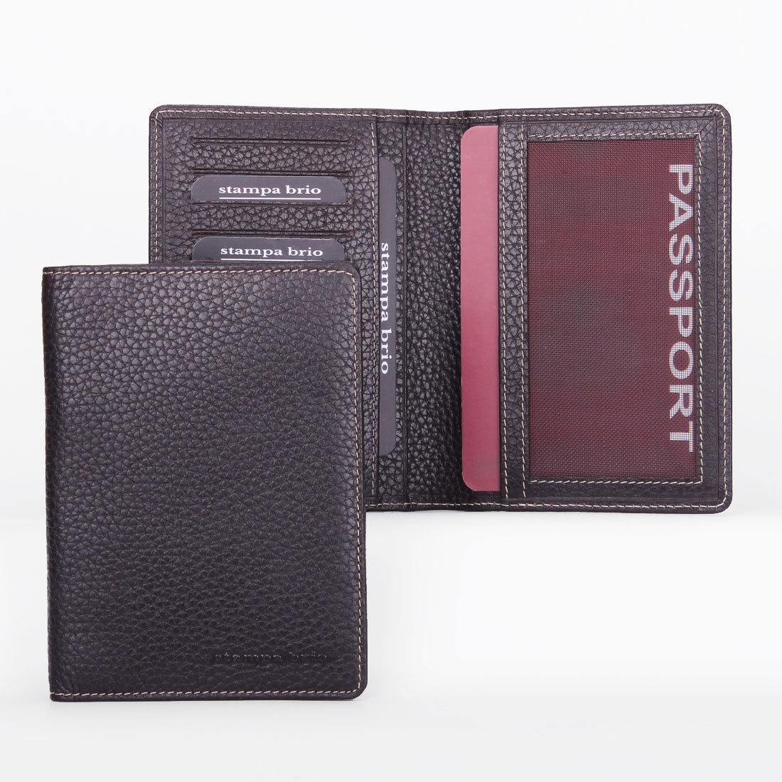 110 - Обложка для паспорта