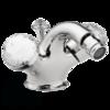 Смеситель для биде с кристаллами Migliore Axo Swarovski ML.AXO-644F