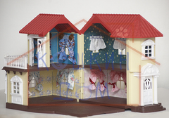 Кукольный домик хэппи фэмили 012-01