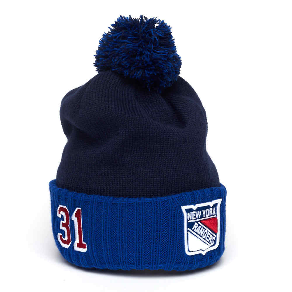 Шапка NHL New York Rangers № 31