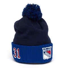 Шапка NHL New York Rangers № 31