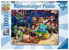 Puzzle DTS: Disney Toy Story 4  100 pcs
