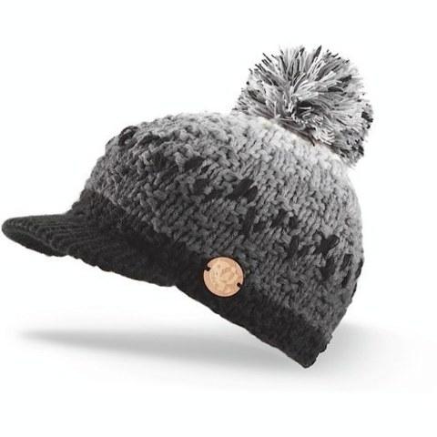 Картинка шапка Dakine Kayla Black - 1