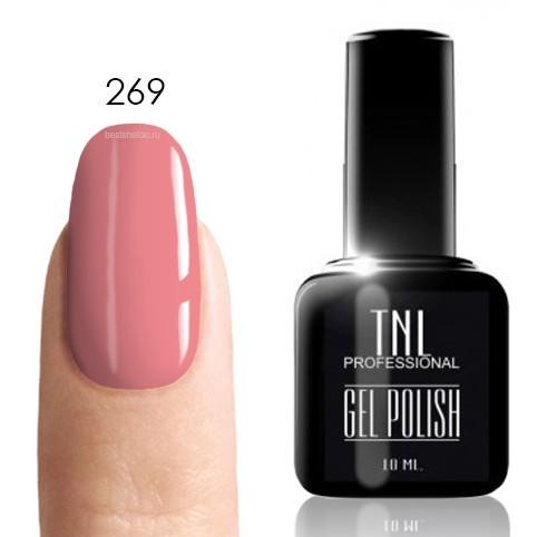 TNL Classic TNL, Гель-лак № 269 - фламинго (10 мл) 269.jpg