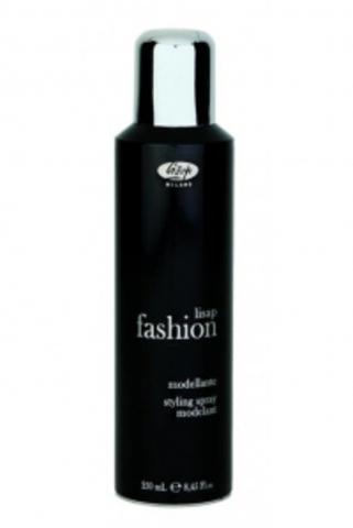 Моделирующий лак сильной фиксации для укладки волос «Lisap Fashion Styling Spray» (250 мл)