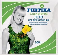 Fertika для хвойных Хвойное лето 100 г удобрение