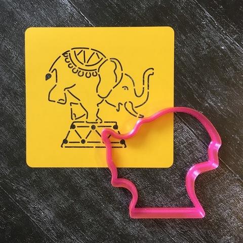 Цирк №8 Слон