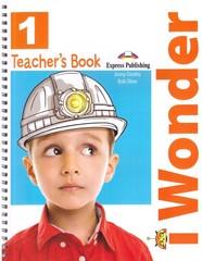 i-Wonder 1. Teacher's book (international). Книга для учителя