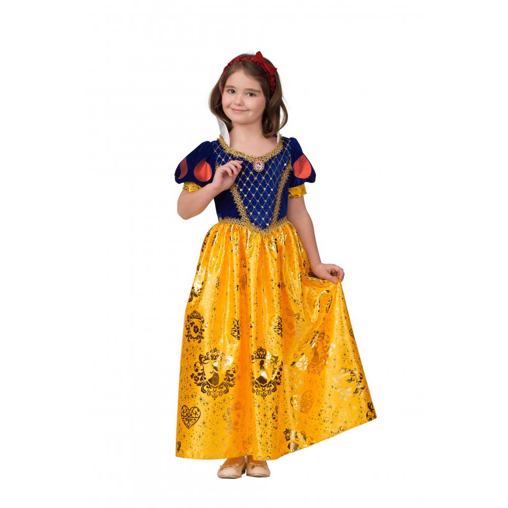 Костюм детский Принцесса Белоснежка