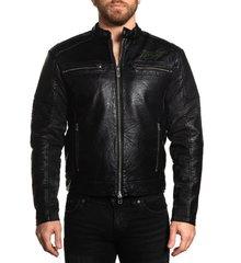 Куртка Affliction COMBAT JACKET BLACK/CAMO