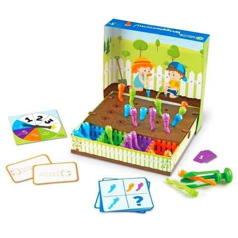 LER5552 Развивающая игрушка Непослушные червячки Learning Resources