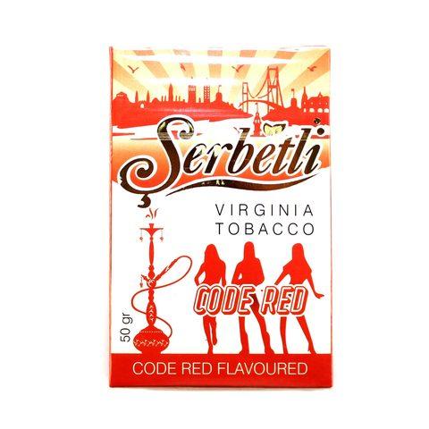 Табак для кальяна Serbetli Code Red 50 гр.